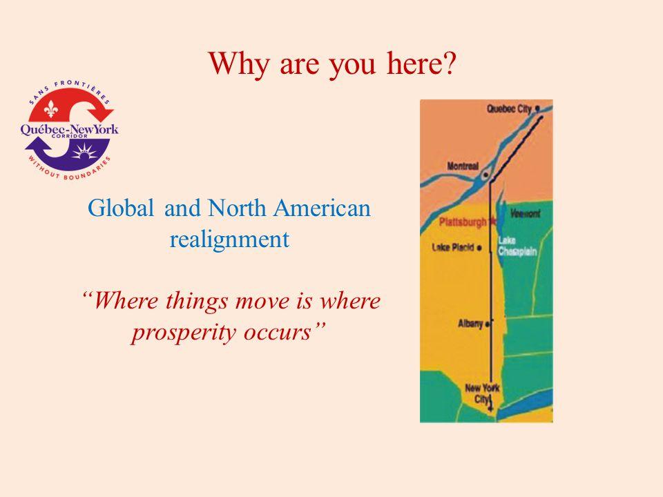 Why am I here.Plattsburgh = Montreal's U.S.