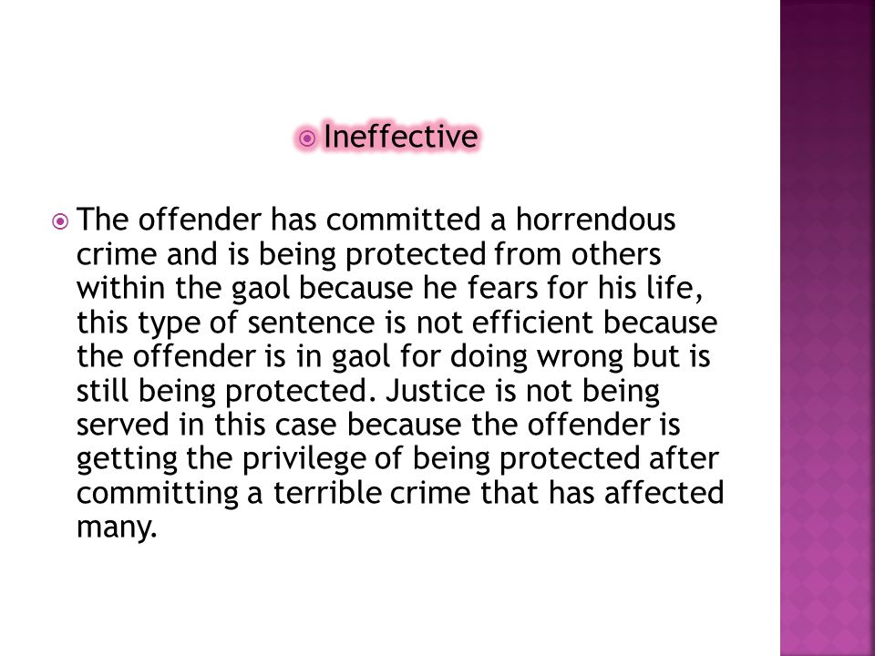  This is the discharge of an offender from prison, on condition, before the completion of the total sentence for the offence.