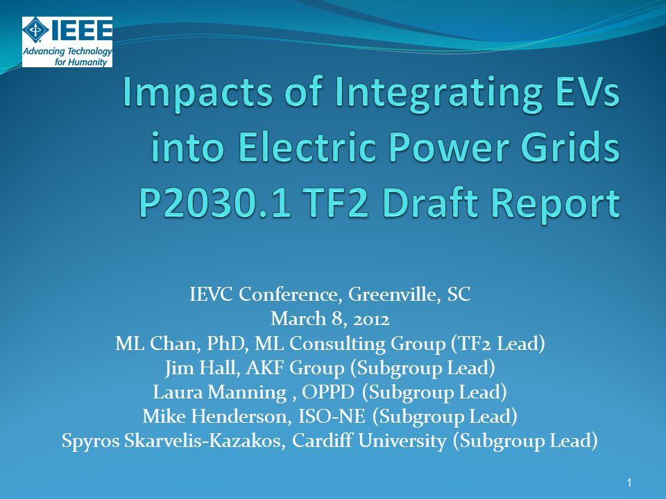 EVs Impacts on System Planning & Operations Variability of load amounts, locations, and characteristics affect transmission planning Thermal studies Voltage studies Stability studies Harmonics, transients and system protection Could facilitate integration of variable resources Observability and controllability are required Requires accurate projections of load Smart chips can provide frequency and voltage control 52