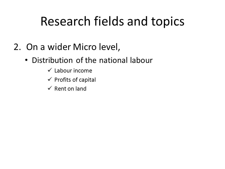 Analysis based on marginal values 3.However, marginal uses and costs do not govern values.
