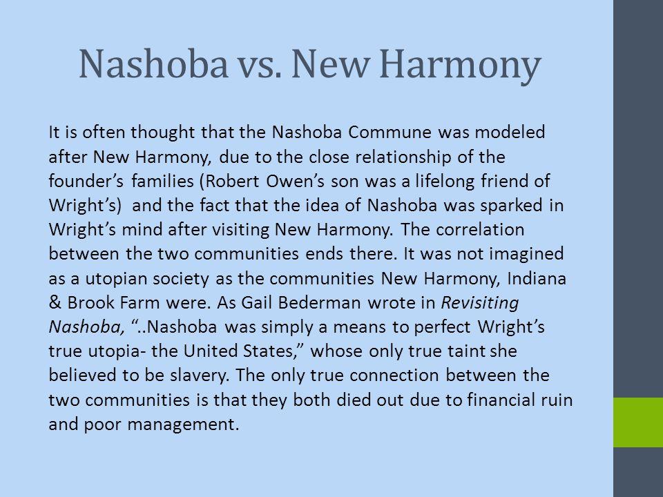 Nashoba vs.