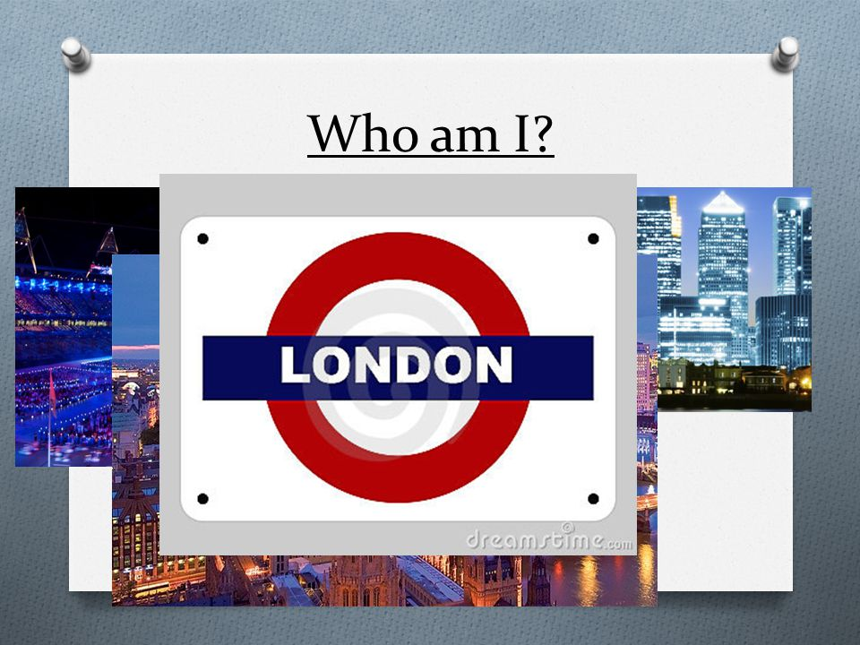 LONDON- how has it changed.