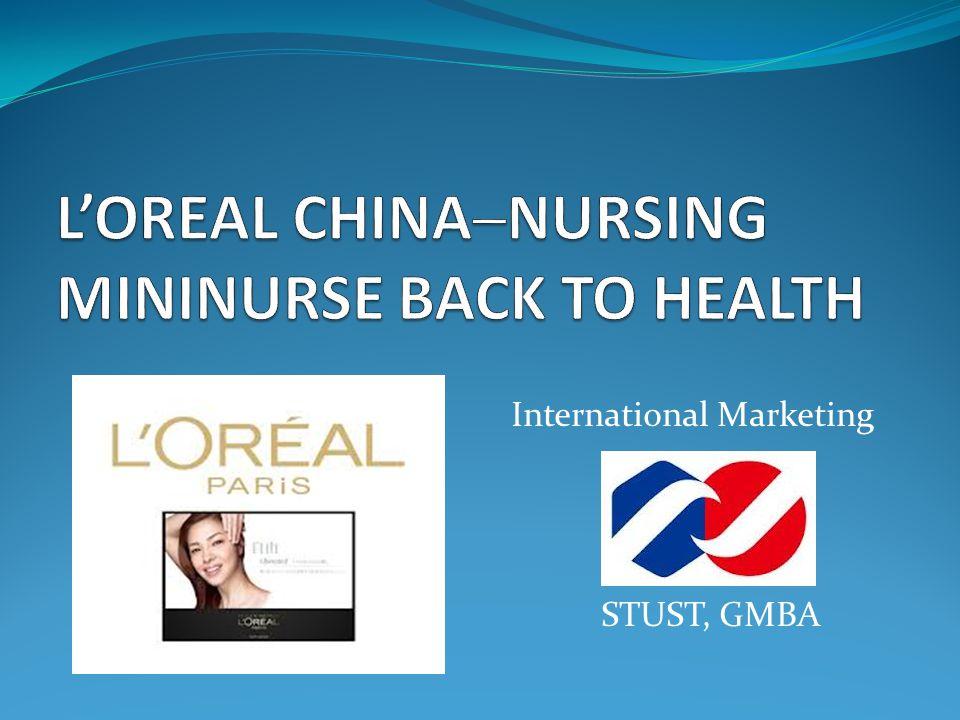 International Marketing STUST, GMBA