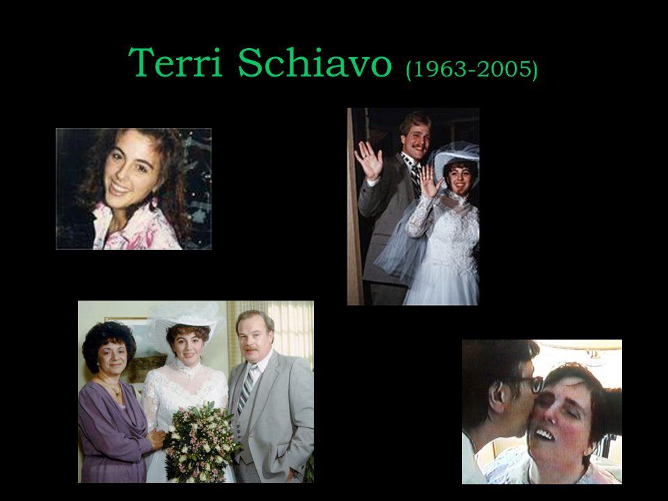 Terri Schiavo (1963-2005)