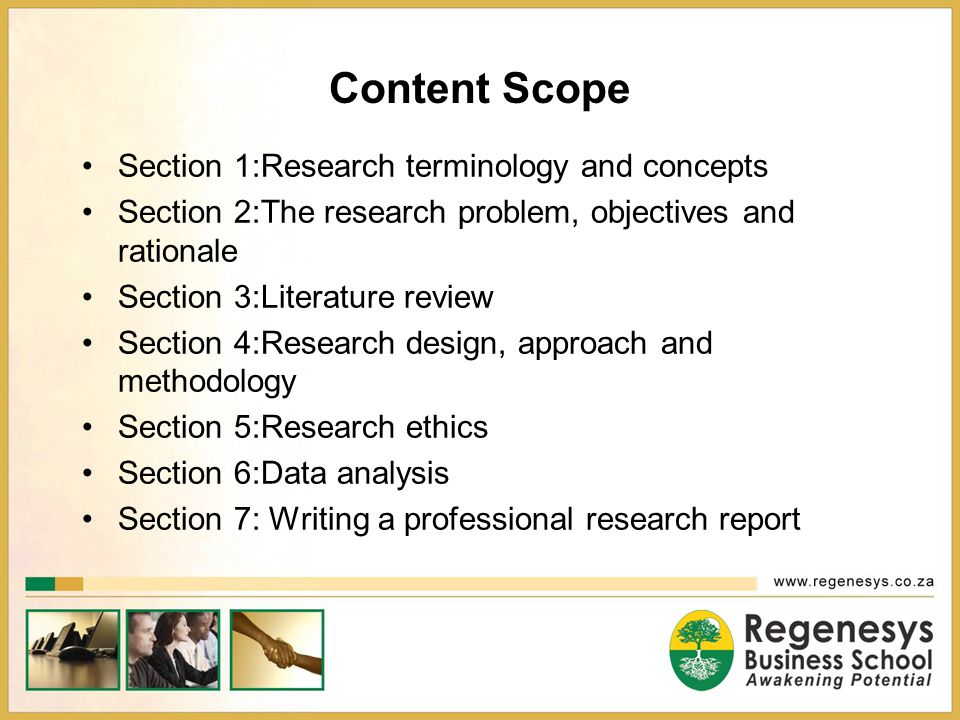 R ESEARCH T ERMINOLOGY AND C ONCEPTS Research systematic investigation to establish facts or collect information on a subject Not just carried out haphazardly: it is a systematic process of collecting and analysing information (data) in order to increase our understanding of the subject or phenomenon involved