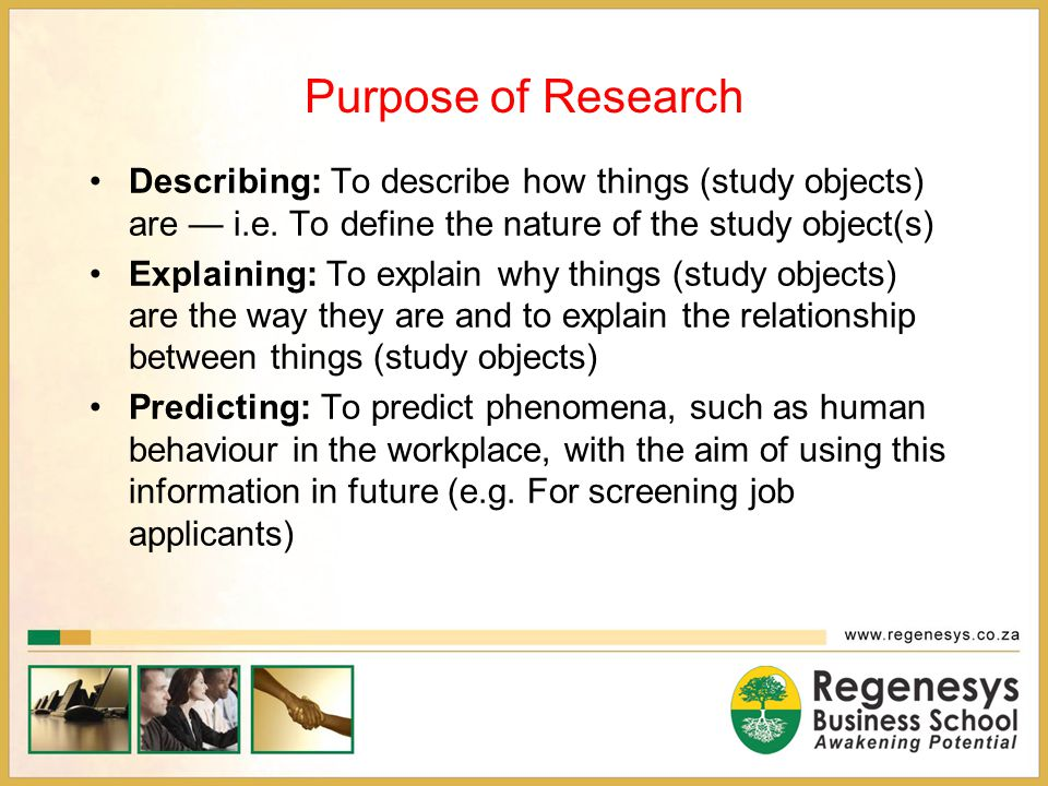 Research Approach Research approach: quantitative & qualitative approach -influences the methods by means of which data is collected and analysed during the research process.