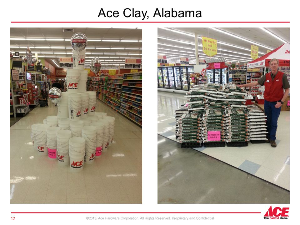 Ace Clay, Alabama 12
