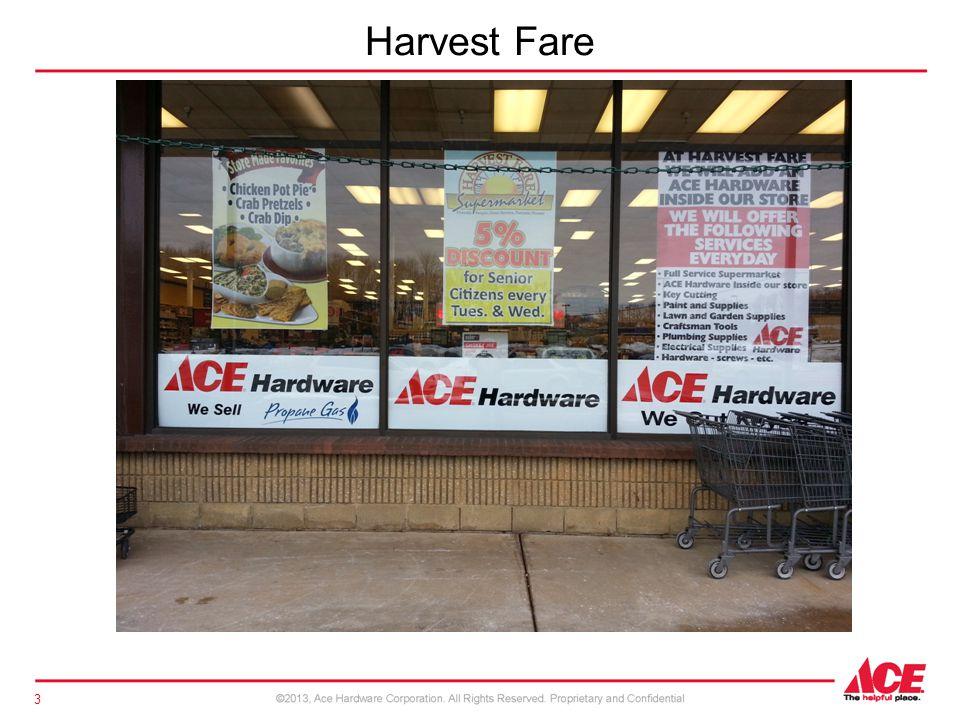 Harvest Fare 3