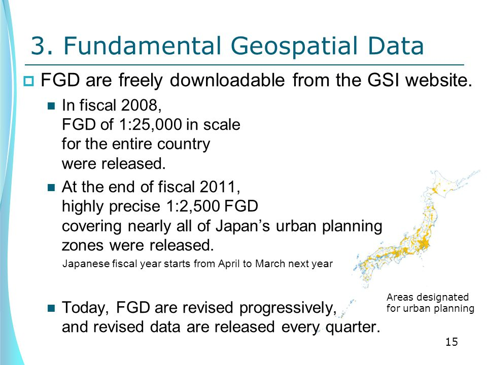  FGD are freely downloadable from the GSI website.