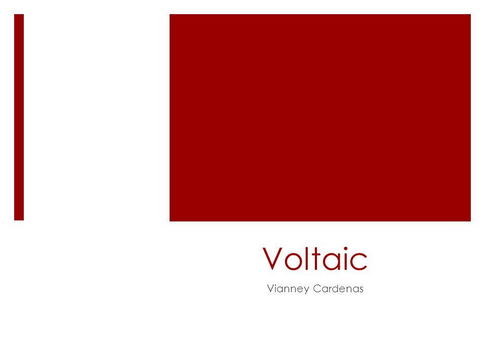 Voltaic Vianney Cardenas