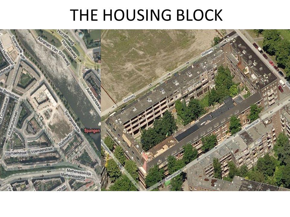 THE HOUSING BLOCK