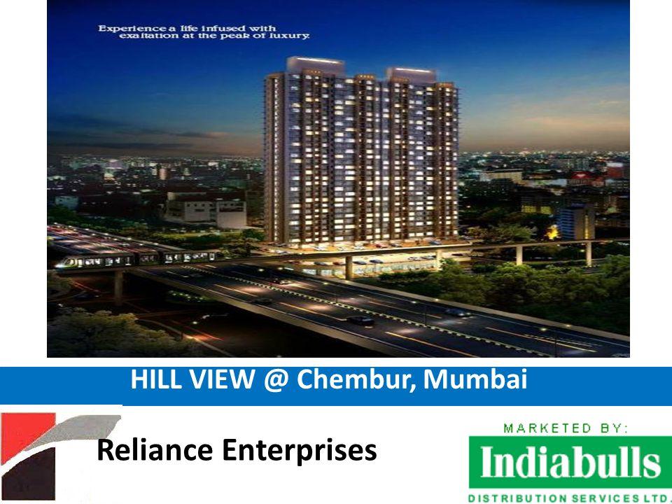 1 HILL VIEW @ Chembur, Mumbai Reliance Enterprises