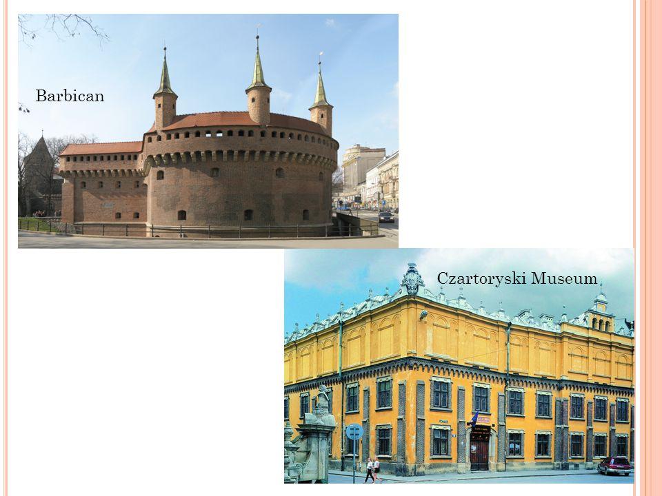 Barbican Czartoryski Museum