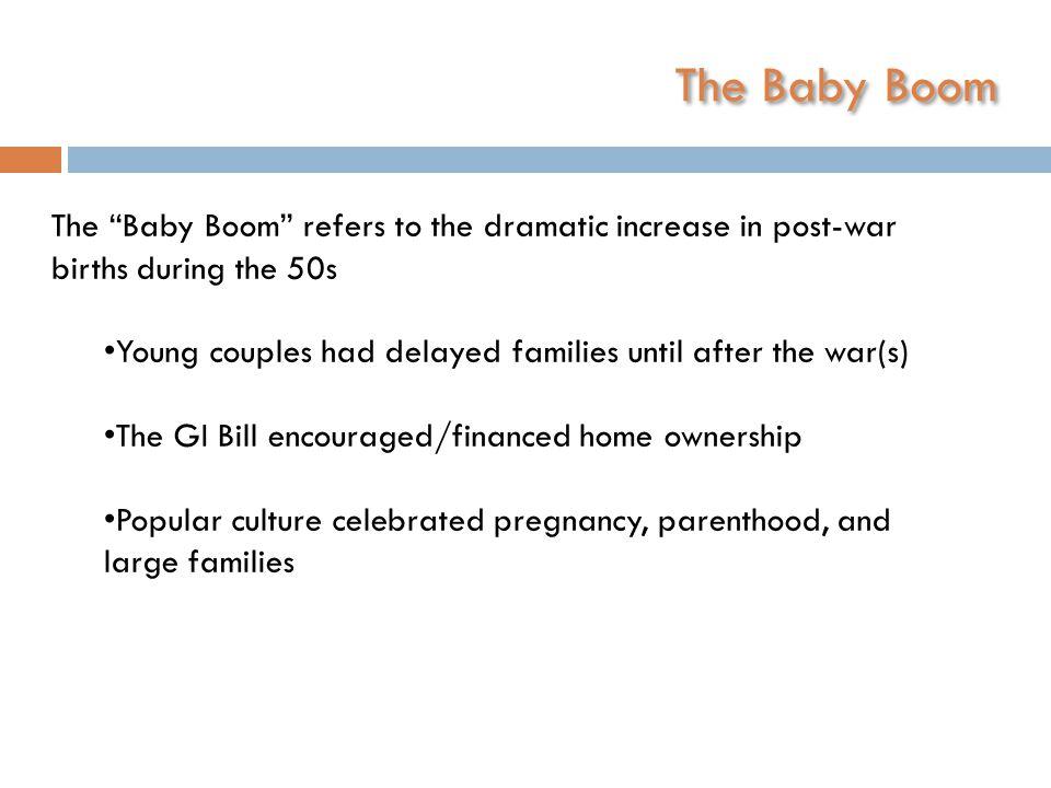 U.S. Births, 1949-1961