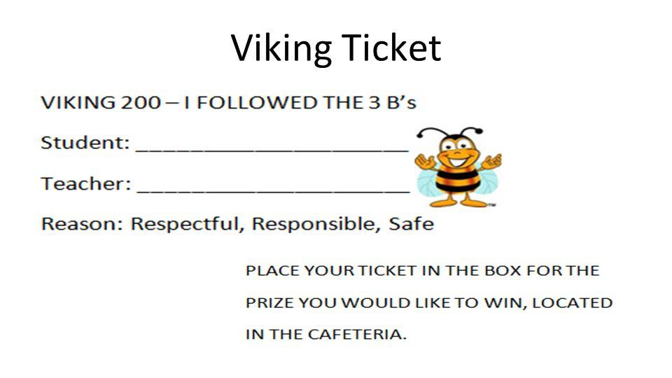 Viking Ticket