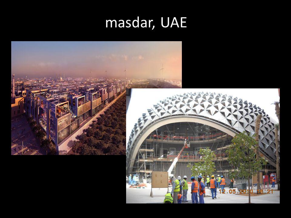 masdar, UAE