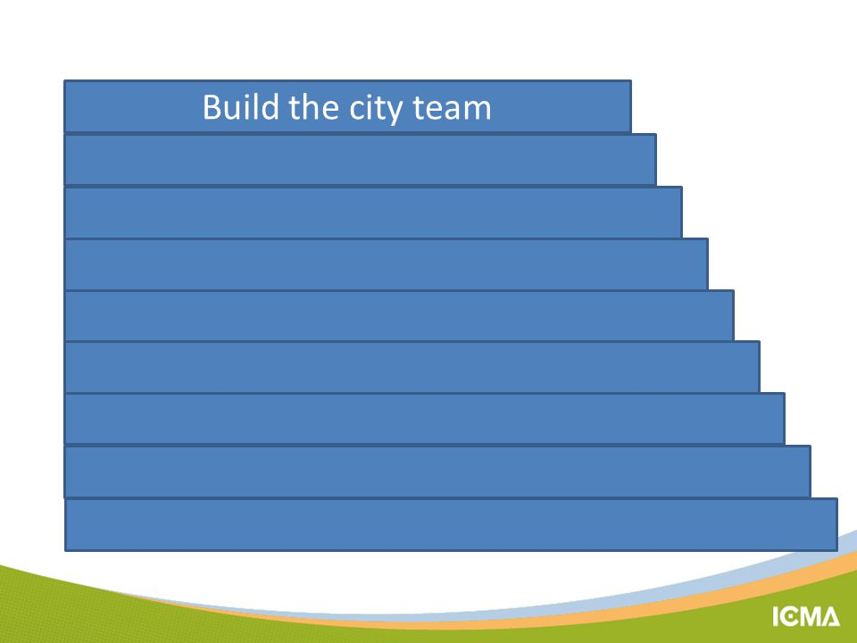 Build the city team