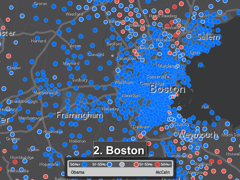 2. Boston