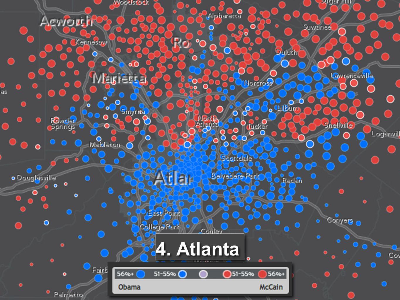 4. Atlanta