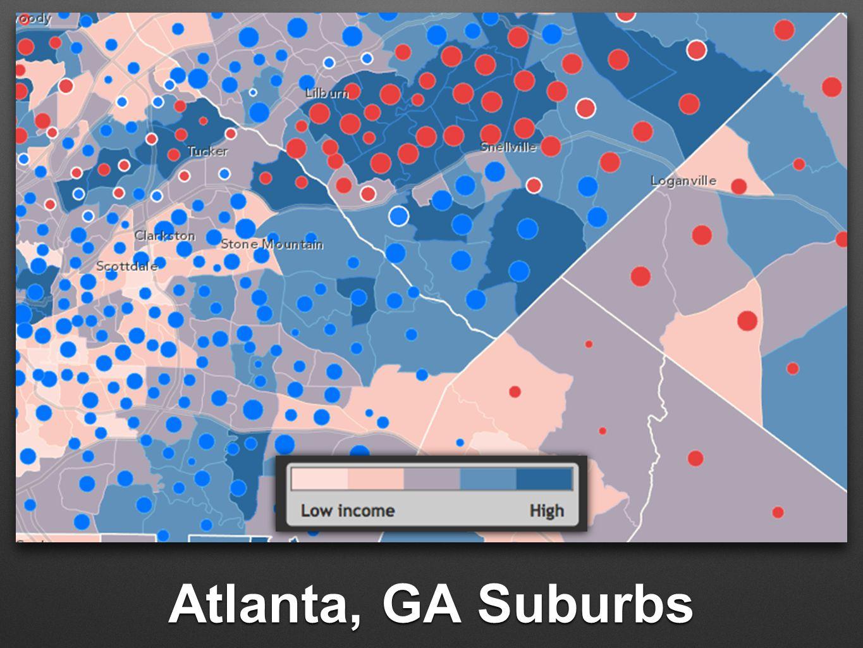 Atlanta, GA Suburbs