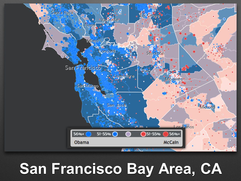 San Francisco Bay Area, CA