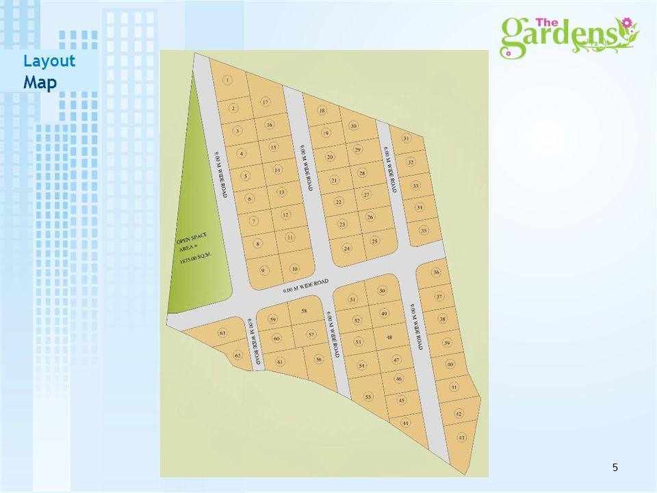 5 Layout Map