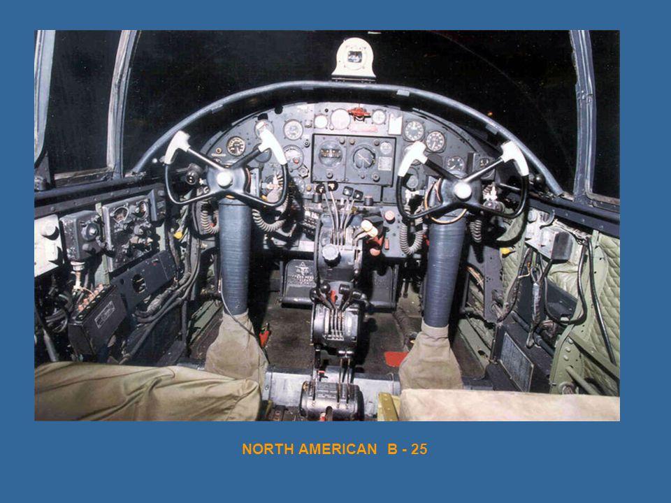 NORTH AMERICAN B - 25