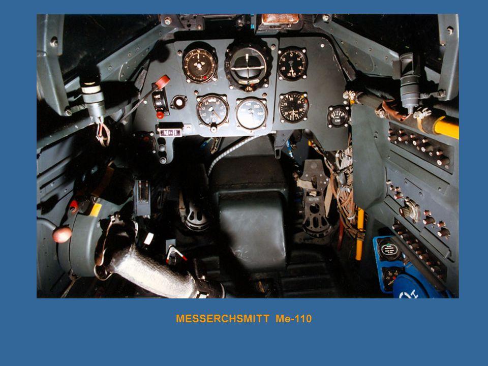 MESSERCHSMITT Me-110
