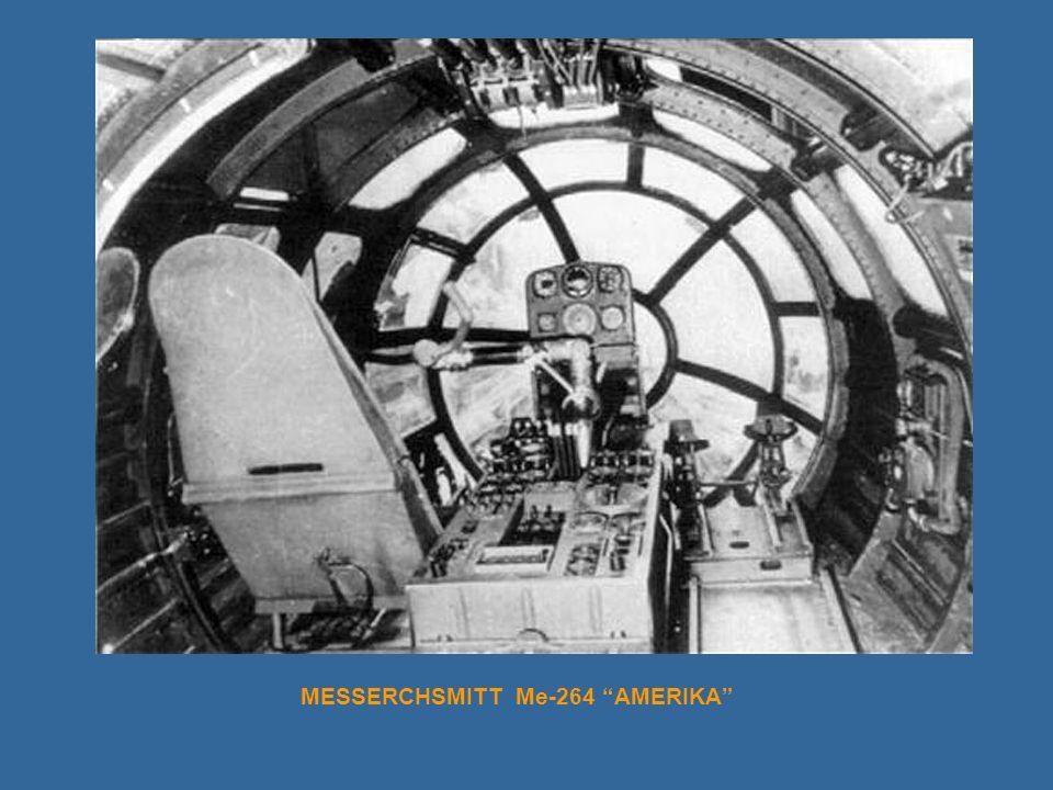 MESSERCHSMITT Me-264 AMERIKA
