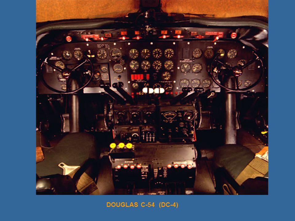 DOUGLAS C-54 (DC-4)