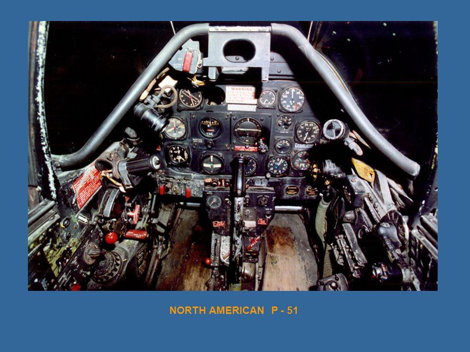 NORTH AMERICAN P - 51