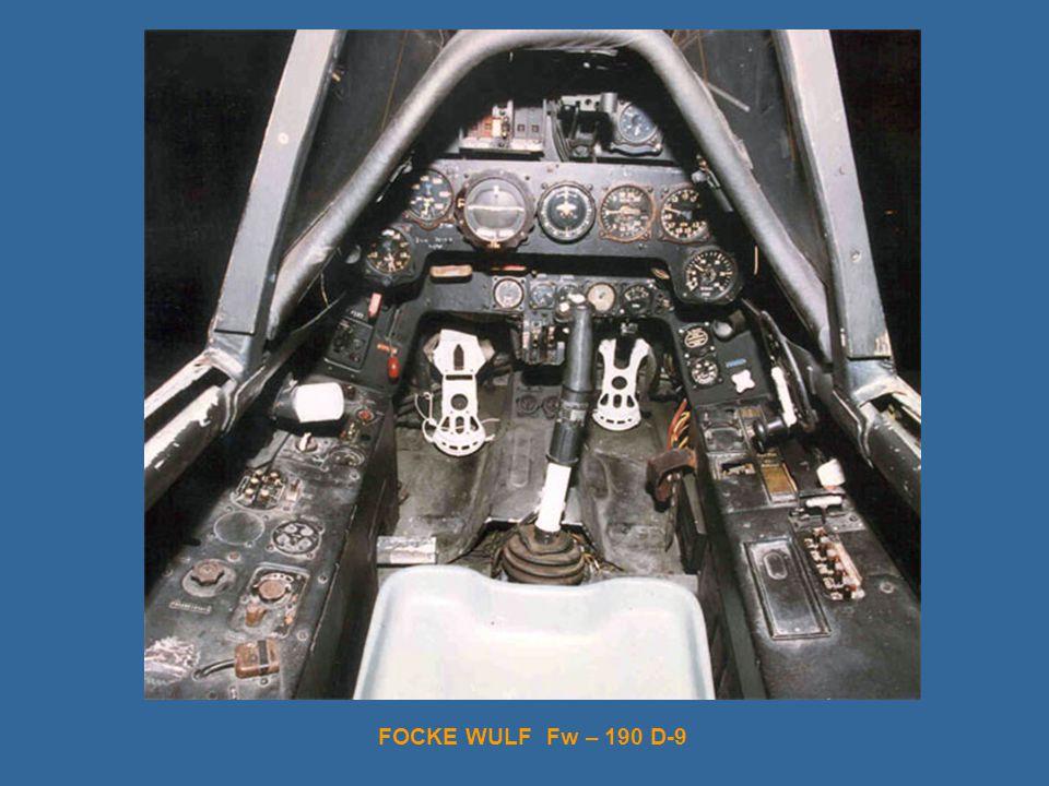 FOCKE WULF Fw – 190 D-9