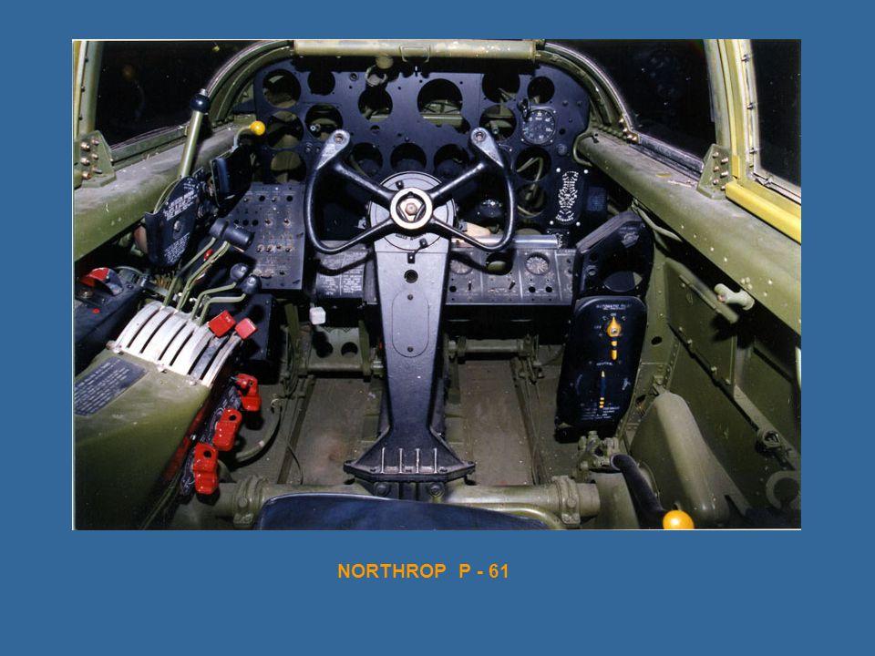 NORTHROP P - 61