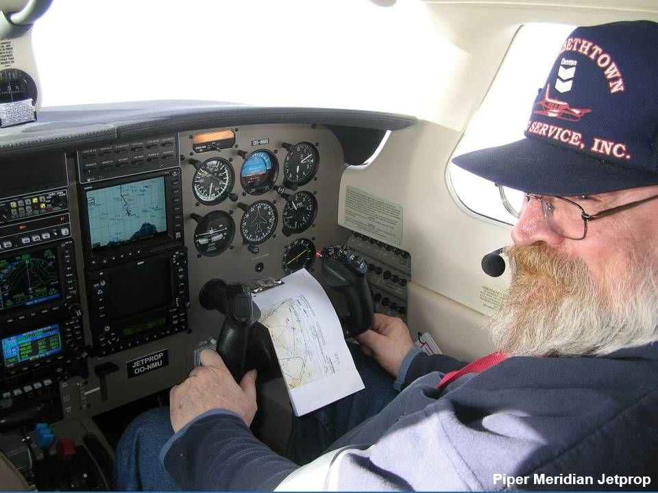 Piper Meridian Jetprop