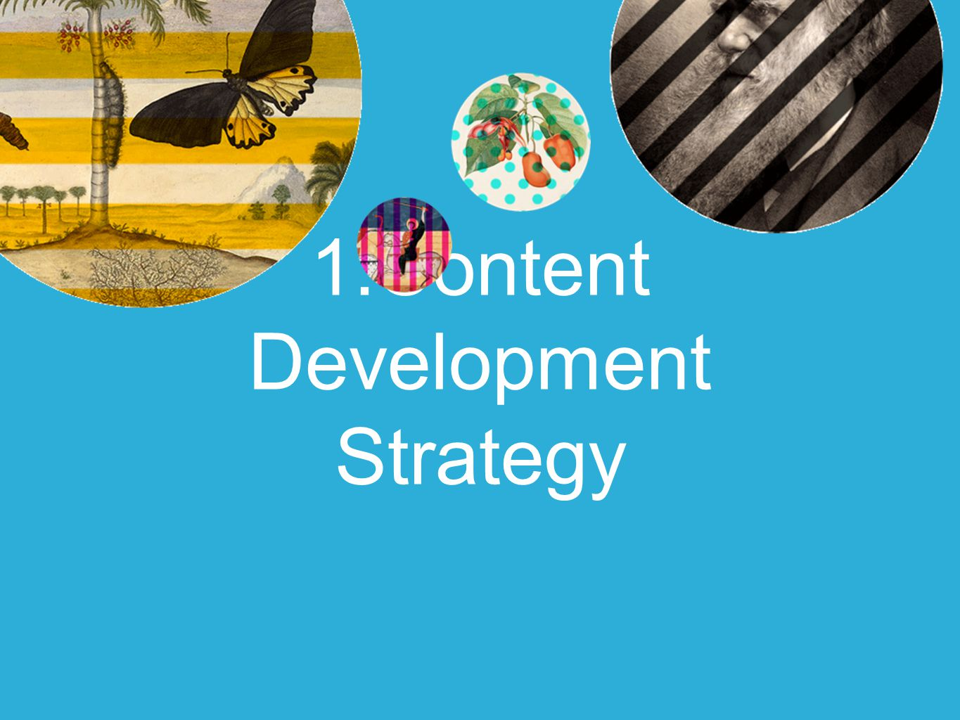 1.Content Development Strategy