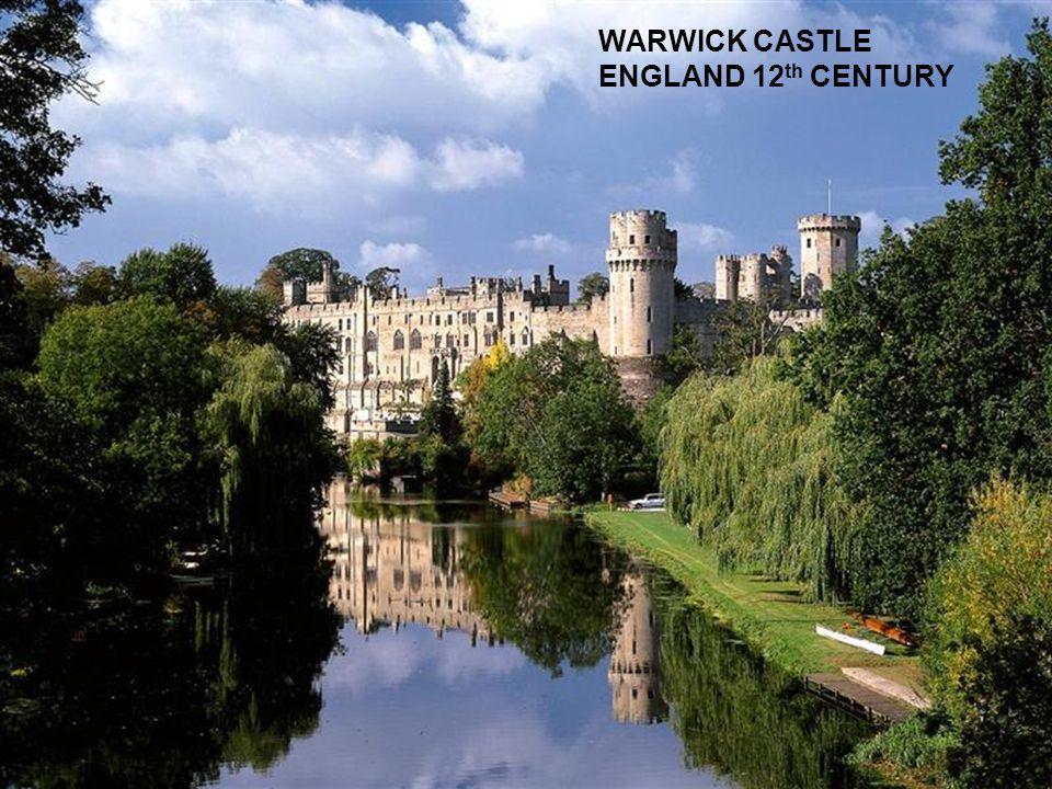 WARKWORTH CASTLE ENGLAND 16 th CENTURY