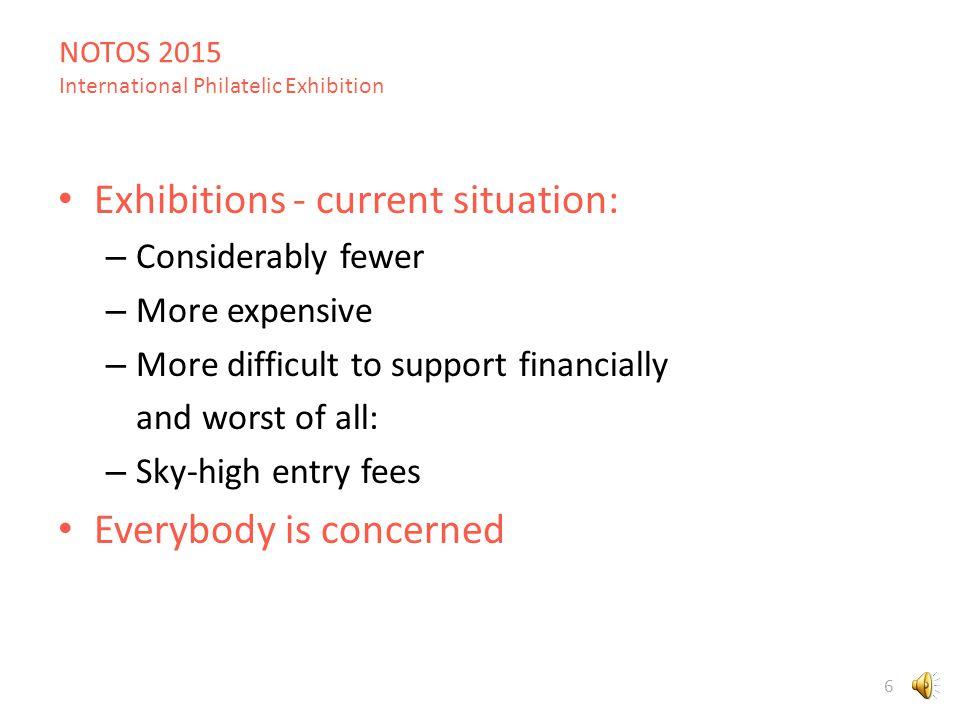 NOTOS 2015 International Philatelic Exhibition 36 What is NOTOS .
