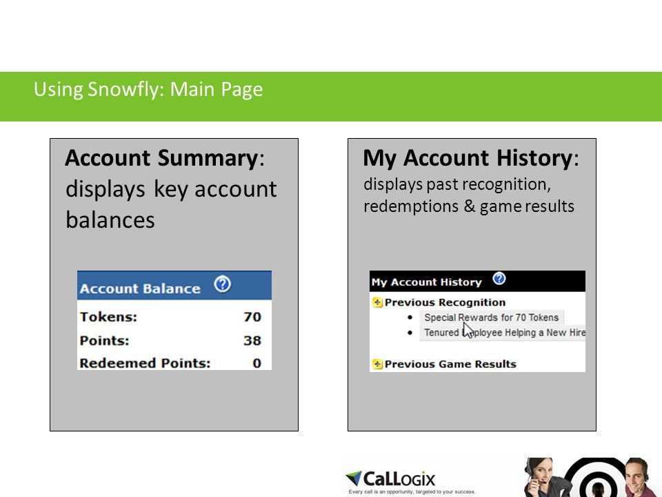 Using Snowfly: Goals Profile Complete List of All Goals You Are Eligible For: To see full details, click on expandable grey text