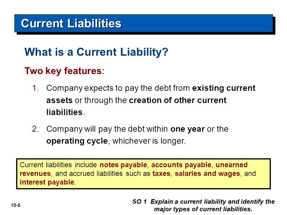 10-46 Balance Sheet Presentation SO 7 Financial Statement Analysis and Presentation Illustration 10-15