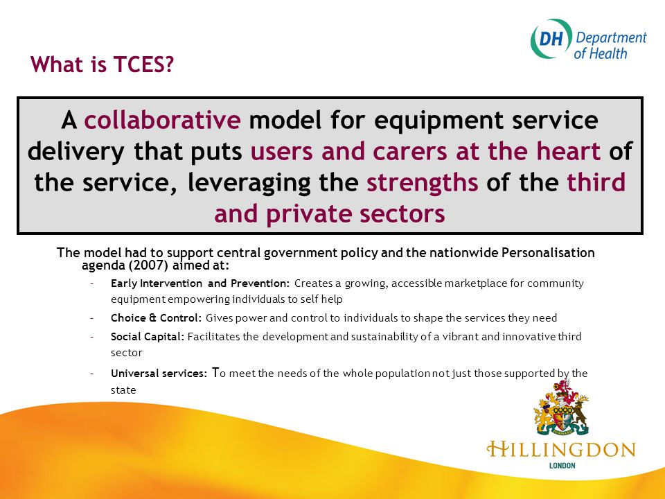 What is TCES.