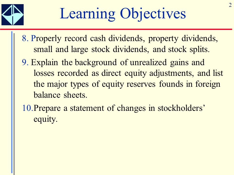 53 Liquidating Dividend A liquidating dividend is a distribution representing a return to stockholders of a portion of contributed capital.