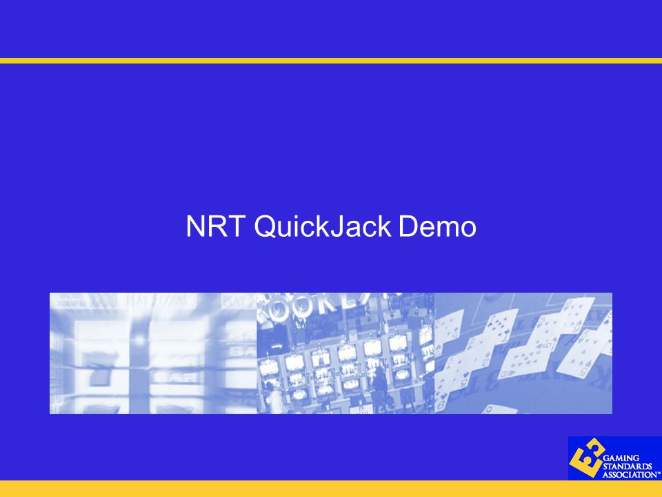 NRT QuickJack Demo
