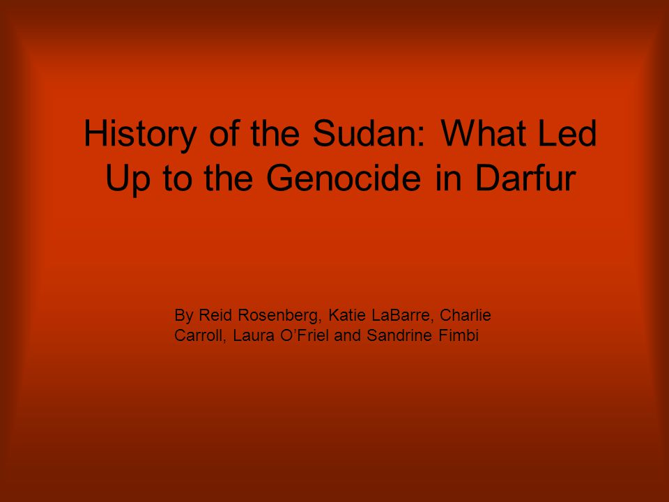 Sudan and Libya 1989: Bashir coup d'etat.Relations warmed up between Sudan and Libya.