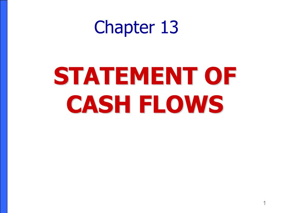 Determine Net Cash Provided/Used By Operating Activities Adjust net income for items that did not affect cash.