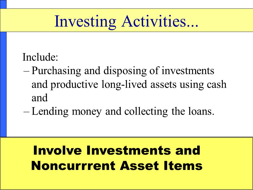 Free Cash Flow In the Statement of Cash Flows, cash from operations is intended to indicate the cash- generating capability of the company.