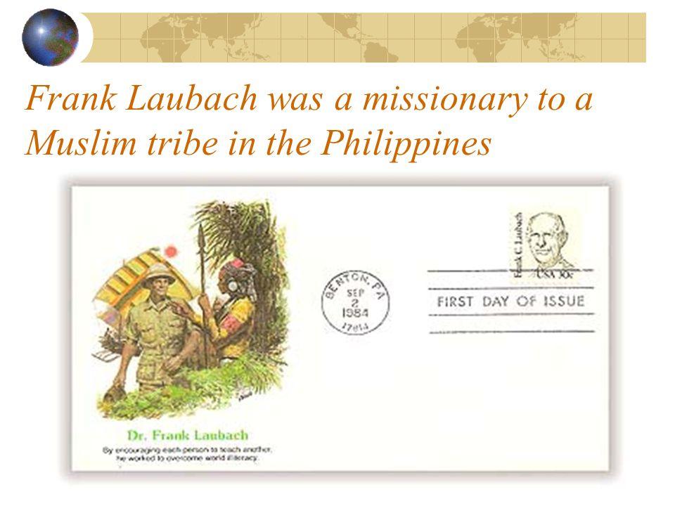 Dr. Frank Laubach 1884-1970