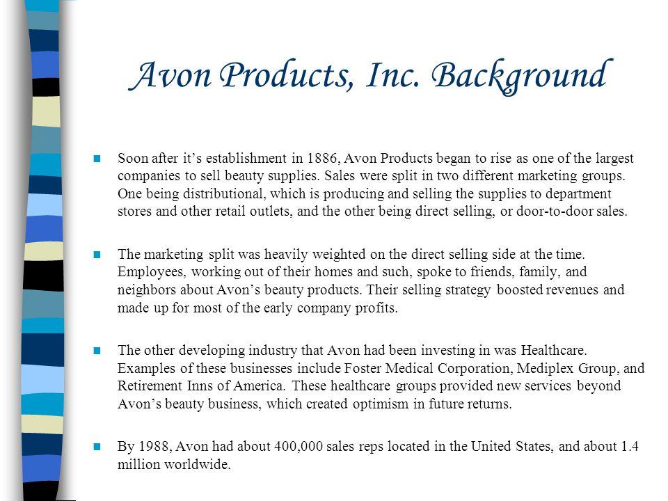 Avon Products, Inc.