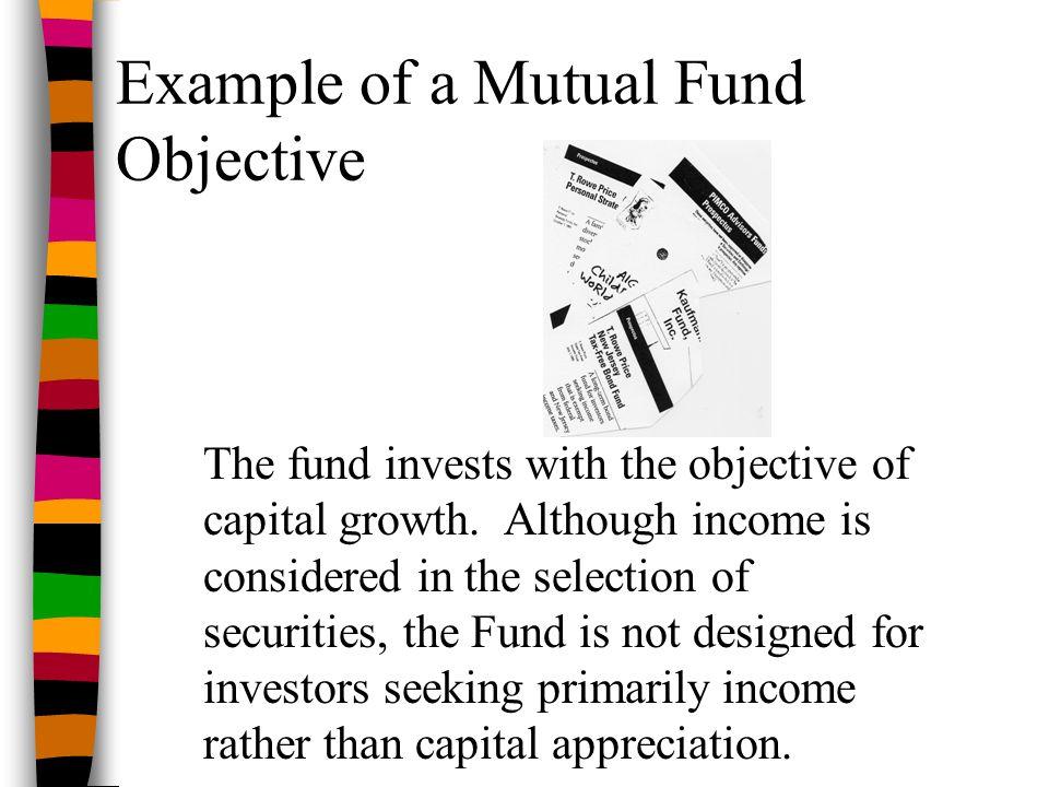 Wall Street Journal Screening Factors n Sector funds n Load funds n High-cost funds n High minimum deposit funds n Newcomers n Poor performers (relative to indexes)