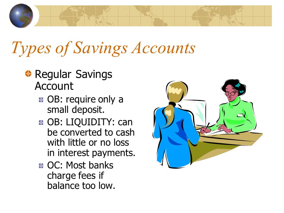 What are the benefits of putting your money in a bank? Security Interest Money cannot be lost.