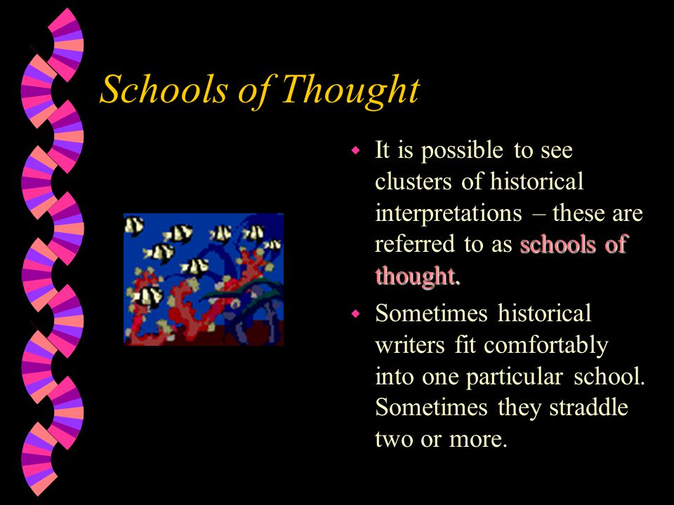 Postmodernism w Many argue that postmodernist philosophical thought is a threat to the viability of the study of history.